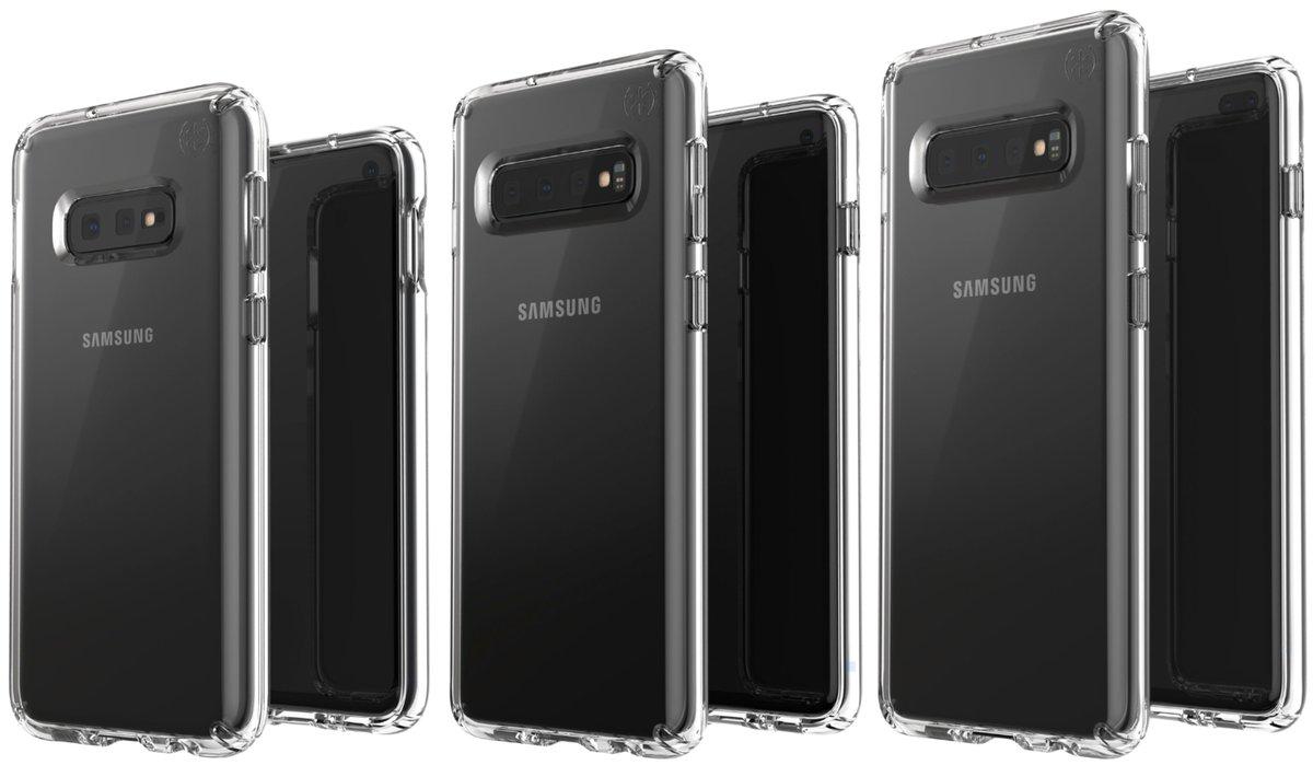 Чехлы на Samsung S10