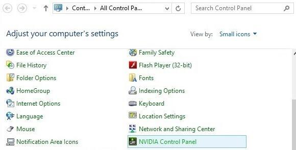 Панель управления Nvidia - настройка и вход для Windows и Mac