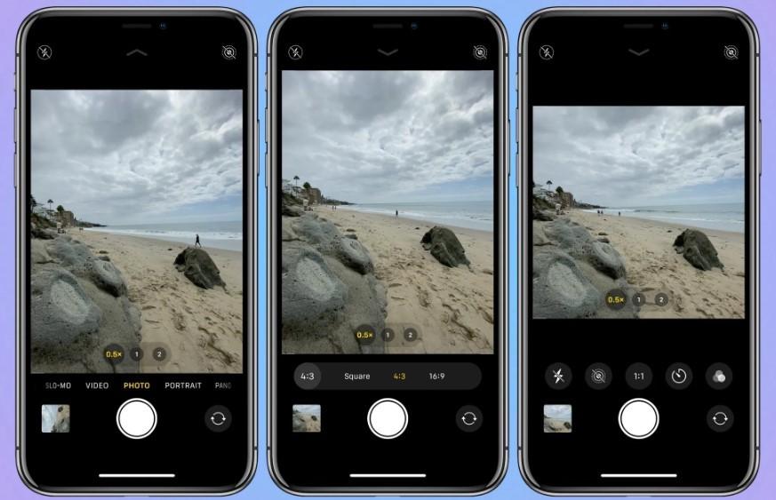 Как делать квадратные фотографии на iPhone 11 и iPhone 11 Pro
