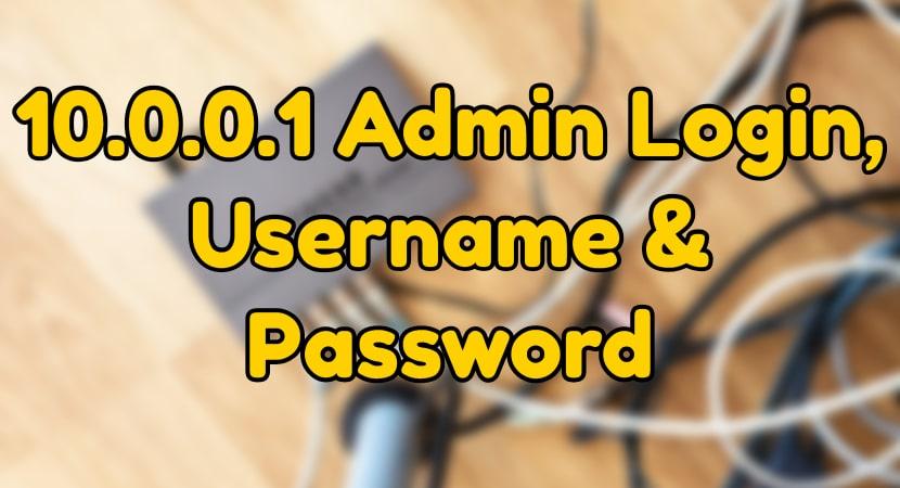10.0.0.0.1 - admin, вход администратора и настройка wi-fi роутера